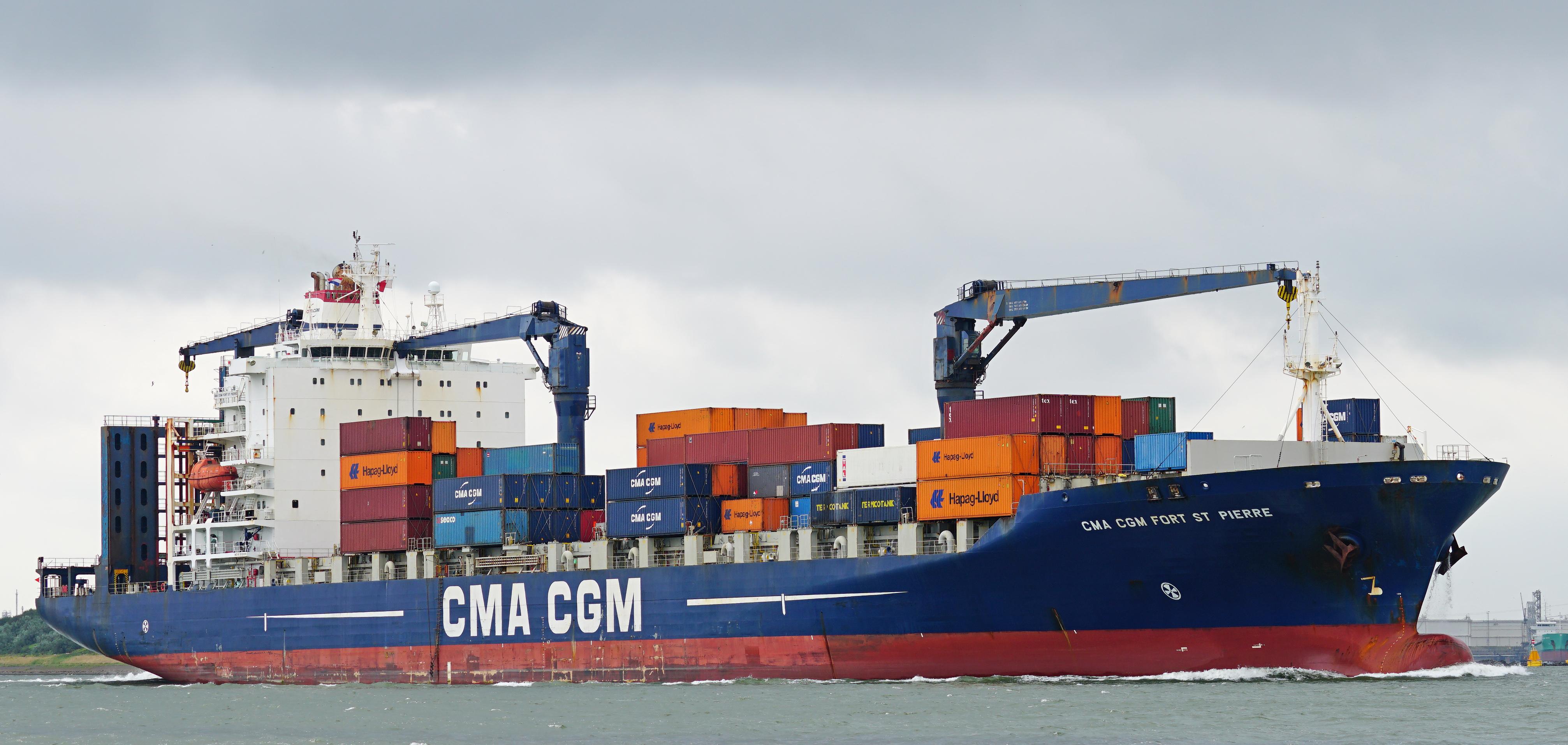 Cargo Ship Voyages